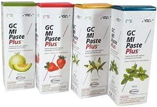 GCA MI Paste Plus Assortment 40gm Bx/10