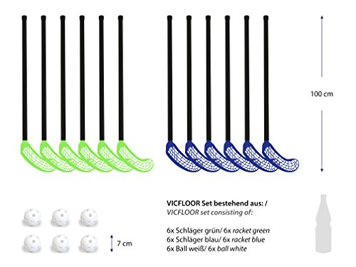 VICFLOOR Hockey Sets 85 Hockeyset,