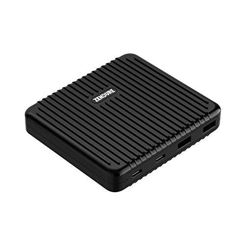 Zendure SuperPort 4 Dual USB-C Cargador...