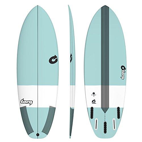 TORQ Tabla de Surf epoxy Tec Summer 55.10Seagreen Hybrid