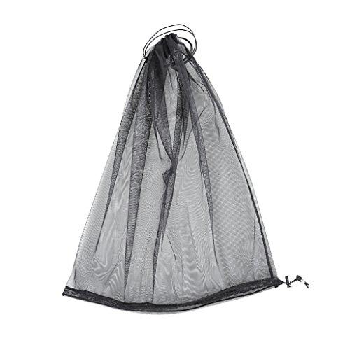 Générique Non-Brand Moustiquaire De Chapeau Double Ouverture Protection Anti Abeille Insecte