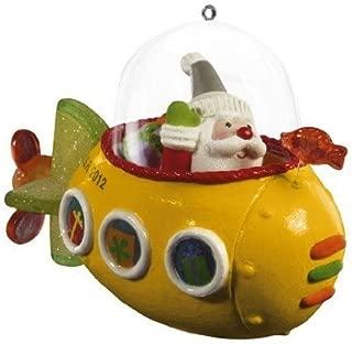 Hallmark Keepsake Ornament Santa's Sweet Ride 6th in Series 2012