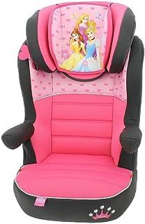 Nania R-Way Luxe Grupo 2/3 Highback Booster asiento de coche, princesa Disney