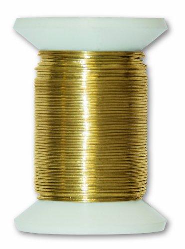 Chapuis VFCA1 Fil métallique laiton D 0,4 mm L 30 m