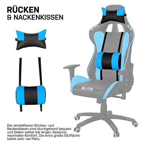 ELITE Racing Gaming Stuhl MG-200 – Bild 4*