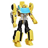 Transformers Toys Heroic Bumblebee Action Figure - Timeless Large-Scale Figure, Changes into Yellow Toy Car, 11' (Amazon Exclusive)