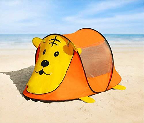 Manyao Playa Tentchildren DE Exterior de Dibujos Animados Fully Automatic refugios Sun Abrir Velocidad Camping Cubierta de protección Plegable portátil