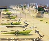 Elegant Life Besteckset, 20 TLG. Besteckset Edelstahl-Besteckset Geschirr Messer Messer Löffel, Service für 4 Personen - 8
