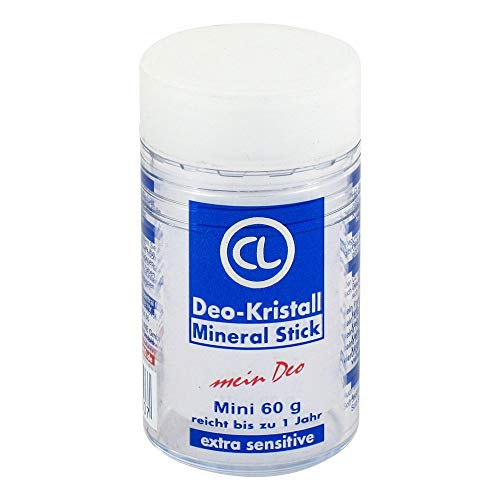 DEO KRISTALL Mineral Stick 60 g