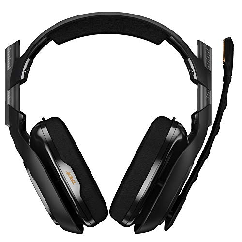 ASTRO GAMING A40 TR Black Headset