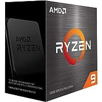 AMD Ryzen 9 5950X 16コア、32スレッドアンロックデスクトッププロセッサー、クーラーなし。