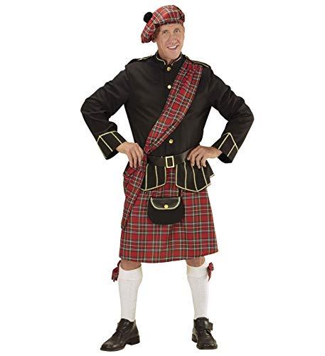 WIDMANN wdm59233?Disfraz escocés, multicolor, large
