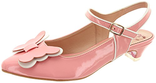 Dancing Days by Banned Slingback-Pumps Fifi Parfait 274 Rosa 39