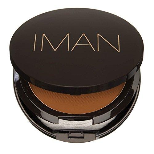 Iman Cosmetics Poudre Compacte Earth Medium