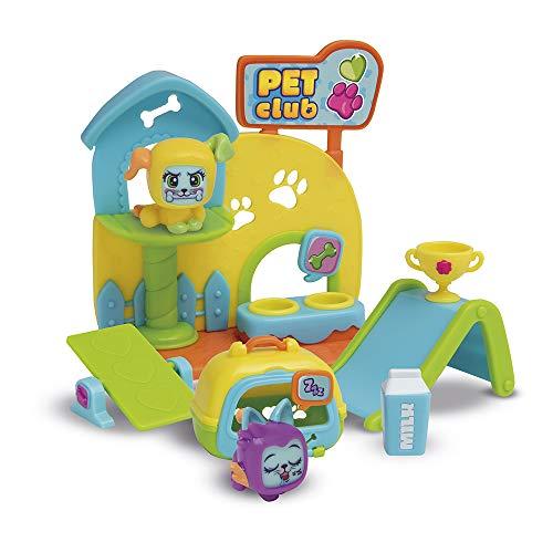 MOJIPOPS - I like Pets con 2 exclusivas figuras MojiPops y variedad de accesorios , color/modelo surtido