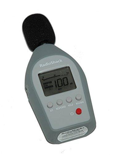 Radio Shack 33-099 Digital Sound Level Meter
