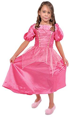 Cesar - B432-002 - Costume - Déguisement Princesse - Rose - 5/7 Ans