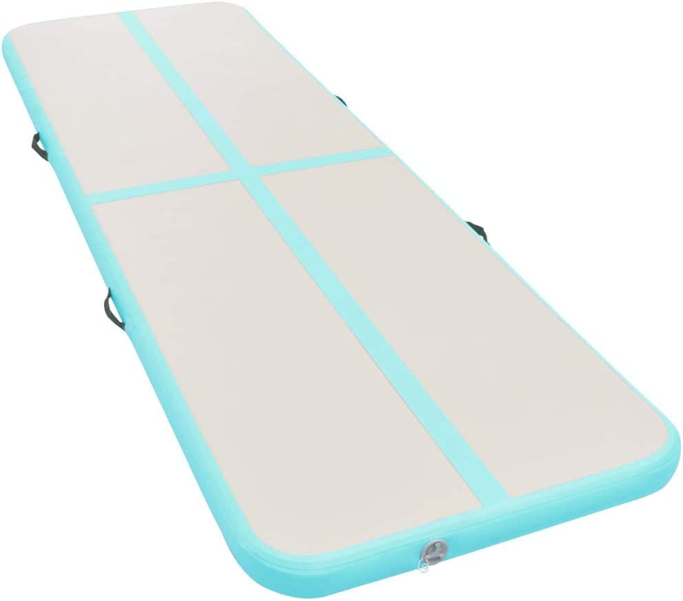N\C Inflatable Gymnastics Mat New products, world's highest quality popular! with Gr shipfree 196.8