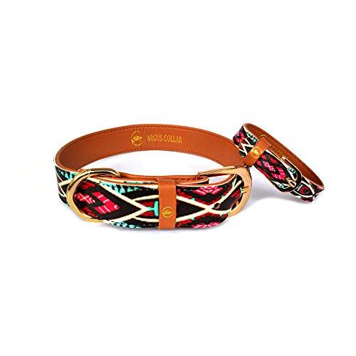 Hundehalsband und Freundschaftsarmband – Boho-Halsband (XXS 23 cm – 30,5 cm)