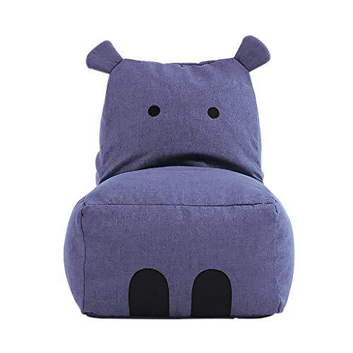 SD Bean Bag Chaise/canapé/Fauteuil/Grande Fauteuil/Confortable/Durable/Tissu Doux/Convient pour intérieur et extérieur 50 * 55 * 40 cm