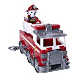Paw Patrol Ultimate Rescue, Marshall's Ultimate Rescue Fire Truck with Moving Ladder & Flip-Open Front Cab, for Ages 3 & Up