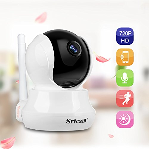 Sricam SP015 Telecamera IP Camera Wireless