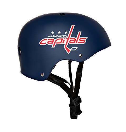 Walk-Onz Washington Capitals NHL Youth Multi-Sport Helmet, One Size