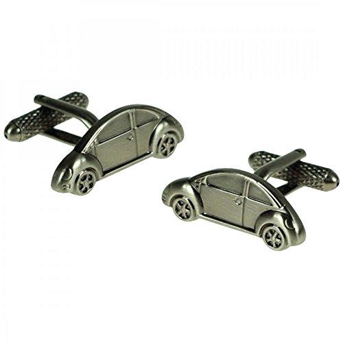 Onyx-Art Vw Beetle Car Boutons De Manchette