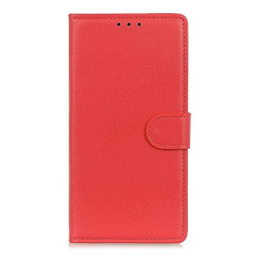 Funda para ASUS Zenfone 8 PU Cuero Folio Carcasa [Magnético] [Soporte Plegable] Premium Cierre Flip Carcasa para ASUS Zenfone 8 Teléfono Móvil,JDLZ-3