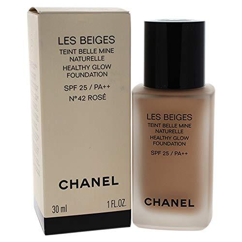 Chanel Les Beiges Teint Belle Mine Naturelle Spf25#42-Rosé 30 Ml 1 Unidad 30 g