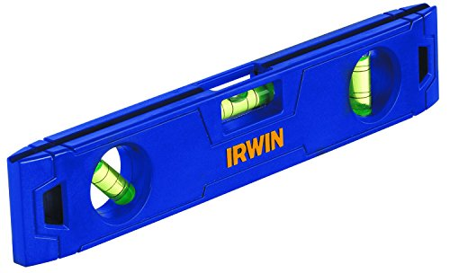 IRWIN Tools 50 Magnetic Torpedo Level, 9-Inch (1794159),Blue