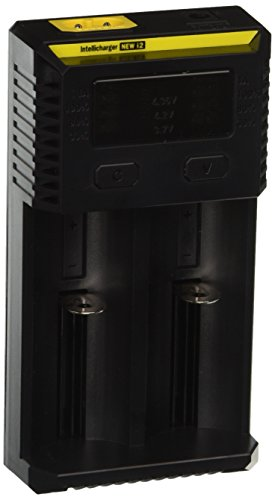 Nitecore PS Hunters Neu i2, 8 W, 240 V, Schwarz, 0