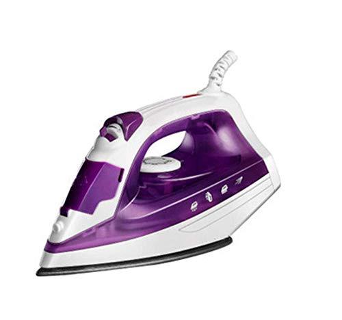 Jsmhh Schnelle heatingSteam Irons Haushaltsdampfbügeleisen Handdampfbügeleisen Kleine tragbare Irons @ Blue (Color : Purple)