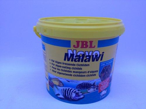 JBL novoma lawi 5,5litri Fodera, supplemento alimentare, Pesce Cibo