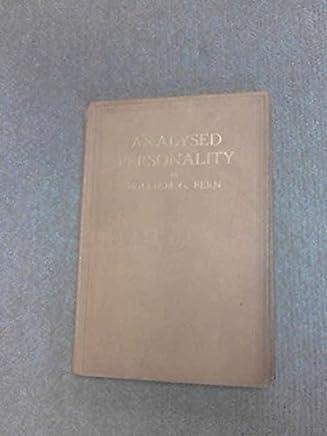 Analysed Personality