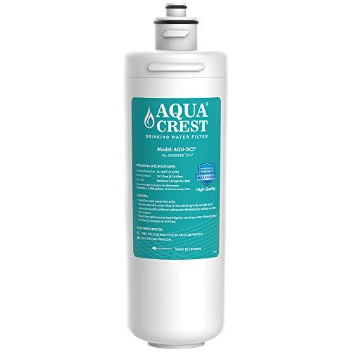 AQUACREST OCS2 Under Sink Water Filter, Replacement Cartridge for Everpure OCS2, 2CB5, 2H-L, 2CB-GW, ADC, OW2-Plus, EV9618-02, EV9634-26, EV9634-01, EV9617-05, Aquverse A100