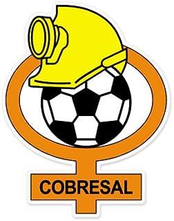 CD Cobresal - Chile Football Soccer Futbol - Car Sticker - 5