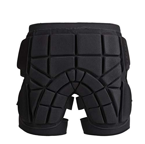 Z&X 3D Impact Protection Shorts-Dikke Single en Double Board Draag Luier Anti-fall Broek Rijden Schaatsen Anti-val Broek Outdoor Sport Beschermende Gear Equipment