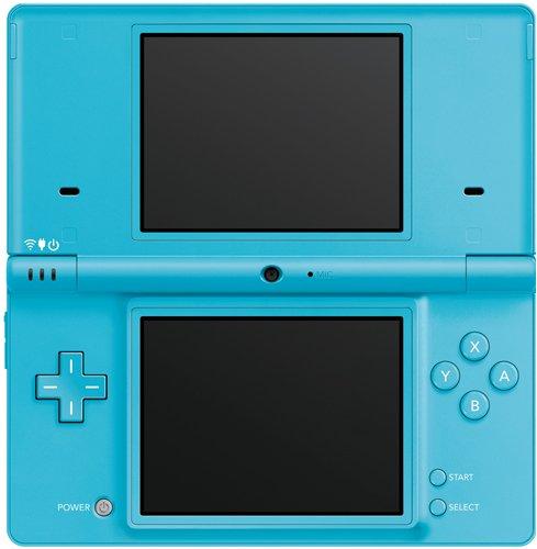 of nintendo handheld consoles Nintendo DSi Console - Blue