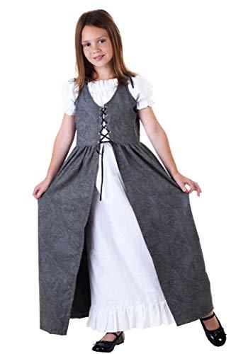 Girls Renaissance Faire Costume Large