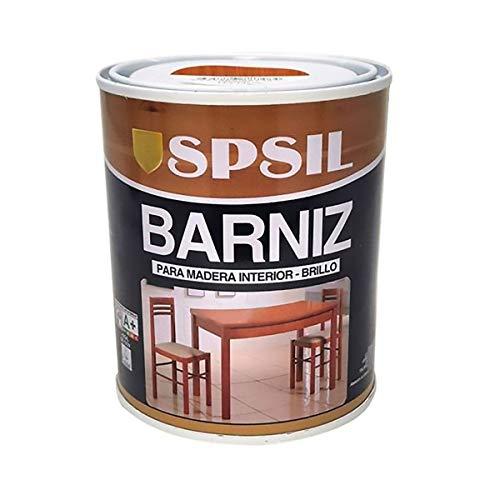 Pintura Barniz para Madera, Pintura Barniz de Rápido Secado para Superfícies Interiores...