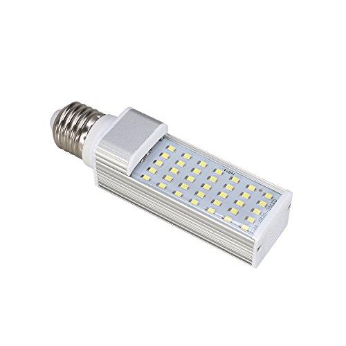 ueetek lampada Acquario LED 7W E27Lampada Risparmio Energetico LED per adattarsi a tutti i pesci pod e Fish Box