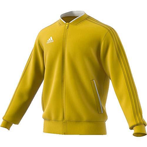 Chau¡queta Adidas amarilla para hombre