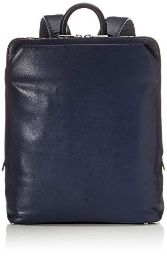 BREE Damen Chicago 8 Business Tasche, Blau (Navy Blue), 11x35.5x29 cm