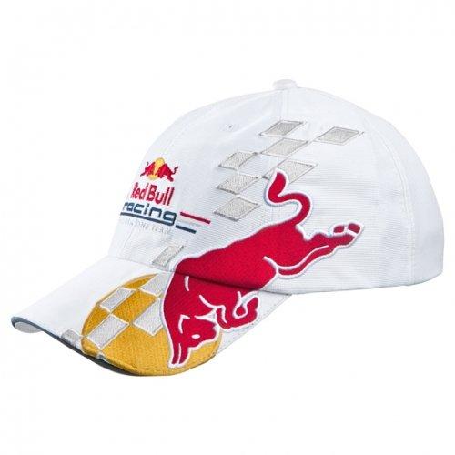 Red Bull F1 Team レースCAP(WH)