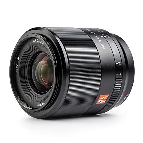 VILTROX AF 24mm F1.8 FE Mount Autofokus für Sony Vollbild-Weitwinkel-Objektiv mit festem Fokus und großer Blende Leichter Augenfokus A7M3 A7R