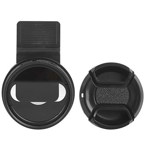 Filtro de Lente, Filtro de Lente Polarizador Polarizador CPL de 37 mm Veledge, Clip de Teléfono Móvil con Lente de 37 mm, para Teléfonos Móviles de Diferentes Marcas