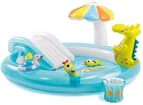 NLRHH Plegable Piscina, Piscina Inflable, Piscina de Bolas océano, Juguetes Fiesta de jardín, un Parque acuático al Aire Libre, Piscina for niños Juguetes del Partido de los niños Peng