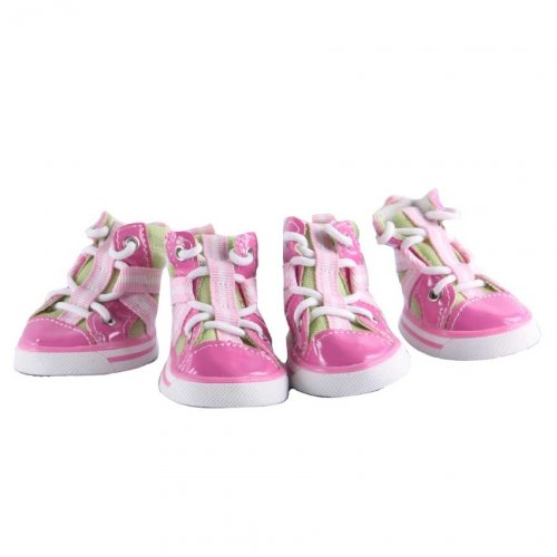 Doggydolly Pink Mix Shoes de