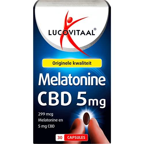 kruidvat melatonine lucovitaal